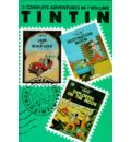 "Adventures of Tintin: ""Land of Black Gold"", ""Destination Moon"" and ""Explorers on the Moon"" v. 5"
