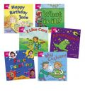 Learn at Home:Star Reading Pink Level Pack (5 Fiction and 1 Non-fiction Book)