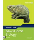 Edexcel International GCSE Biology Revision Guide with Student CD