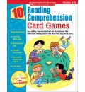 10 Reading Comprehension Card Games