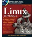 Linux Bible 2010: Boot Up to Ubuntu, Fedora, KNOPPIX, Debian, OpenSUSE, and 13 Other Distributions