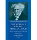The World as Will and Representation: v. 1