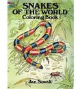 Snakes of the World Coloring Book
