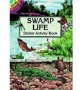 Swamp Life Sticker Activity Book