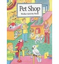 Pet Shop Sticker Activity Book