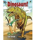 Dinosaurs! Coloring Book