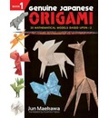 Genuine Japanese Origami: 33 Mathematical Models Based Upon Square Root of 2