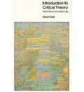 Introduction to Critical Theory: Horkheimer to Habermas