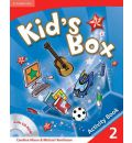 Kid's Box Level 2 Activity Book with CD-ROM: Level 2