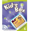 Kid's Box Level 6 Activity Book with CD-ROM: Level 6