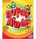 Super Minds Starter Student's Book with DVD-ROM