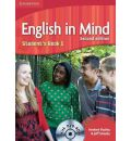 English in Mind Level 1 Student's Book with DVD-ROM: Level 1