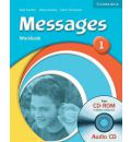Messages 1 Workbook with Audio CD/CD-ROM: Level 1