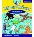 Primary Colours Level 4 Activity Book: Level 4