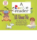 All about Me: My Book by Me/My Pinkie Finger/My Special Space
