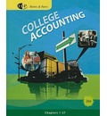 College Accounting, Chapters 1-27