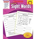Scholastic Success with Sight Words, Grades K-2