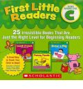 First Little Readers: Guided Reading, Level C: 25 Irresistible Books That Are Just the Right Level for Beginning Readers