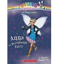 Night Fairies #6: Anna the Moonbeam Fairy: A Rainbow Magic Book