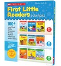 First Little Readers E-Storybooks: 100+ Leveled E-Books That Give Young Learners the Practice They Need to Progress and Succeed in Reading