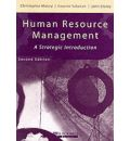Human Resource Management: A Strategic Introduction