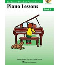 Piano Lessons Book 4 - Book/Enhanced CD Pack: Hal Leonard Student Piano Library