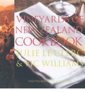 The Vineyards of New Zealand Cookbook