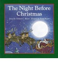The Night before Christmas: Board Book