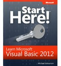 Start Here Learn Microsoft Visual Basic 2012