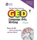 GED Language Arts, Writing: The Best Study Series for the GED