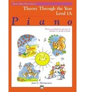 Alfred's Basic Piano Course Theory Through the Year, Bk 1a