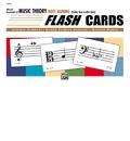 Alfred's Essentials of Music Theory: Note Naming Flash Cards, Flash Cards
