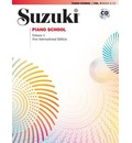 Suzuki Piano School, Vol 4: Book & CD
