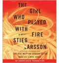 The Girl Who Played with Fire: Book 2 of the Millennium Trilogy
