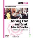 Catering and Hospitality: Student Guide: Serving Food and Drink - Table and Function