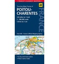 4. Pitou-Charentes: AA Road Map France