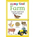My First Touch & Feel Picture Cards: Farm
