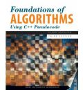 Foundations of Algorithms Using C++ Pseudocode