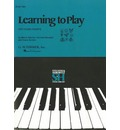 Learning to Play for Young Pianists, Book 2