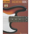 Hal Leonard Bass Method: Book 2 Second Edition (Book/CD)