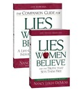 Lies Women Believe/Companion Guide for Lies Women Believe- 2 Book Set
