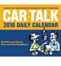 2010 Daily Calendar: Car Talk