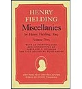 Miscellanies by Henry Fielding, Esq: Vol Two