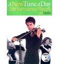 A New Tune a Day Performance Pieces for Violin