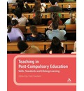 Teaching in Post-compulsory Education: Skills, Standards and Lifelong Learning