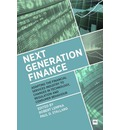 Next Generation Finance: Adapting the financial services industry to changes in technology, regulation and consumer behaviour