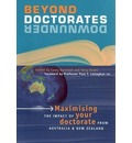 Beyond Doctorates Downunder: Maximising the Impact of Your Australian or New Zealand Doctorate