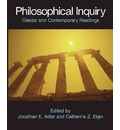 Philosophical Inquiry: Classic and Contemporary Readings