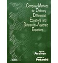Computer Methods for Ordinary Differential Equations and Differential Algebraic Equations