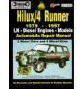 Toyota Hilux / 4 Runner 1979-1997 Diesel Engine (EP.TH4D)